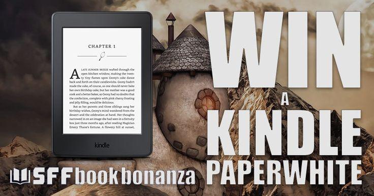 Kindle Paperwhite Giveaway                  http://sffbookbonanza.com/giveaways/kindle-paperwhite-giveaway/?lucky=7907