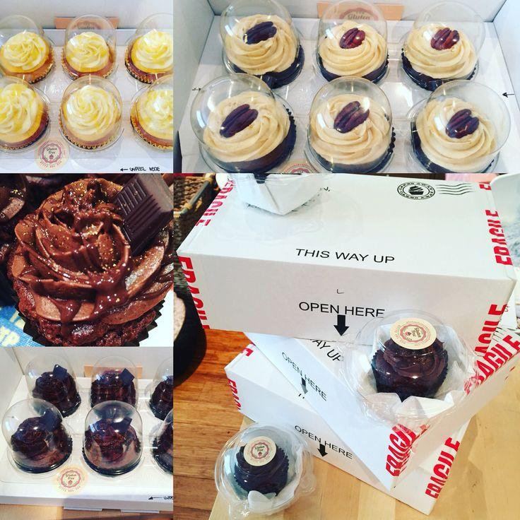 Gluten free cupcakes to your door!