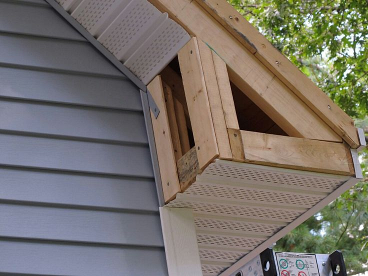 Soffit In 2019 Roof Soffits Home Remodeling Renovation