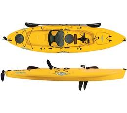 Hobie Mirage Outback Kayak  - I LOVE LOVE LOVE my pedal kayak!!!!