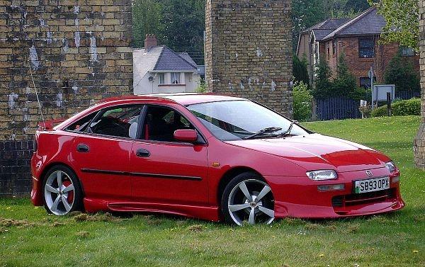 1998 Modified Mazda 323F