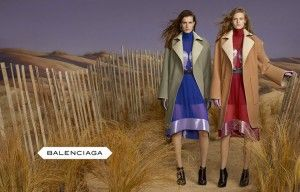 Balenciaga Fall ad    http://livesofstyle.com/thelastword