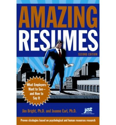Amazing Resumes | This evidence-based career self-help book is based on the psychology of selection and impression management and explains how to present one's credentials and experience in the most effective way.