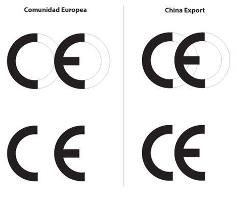 Productos no seguros y peligrosos: cuidado con el sello de la Comunidad Europea falso
