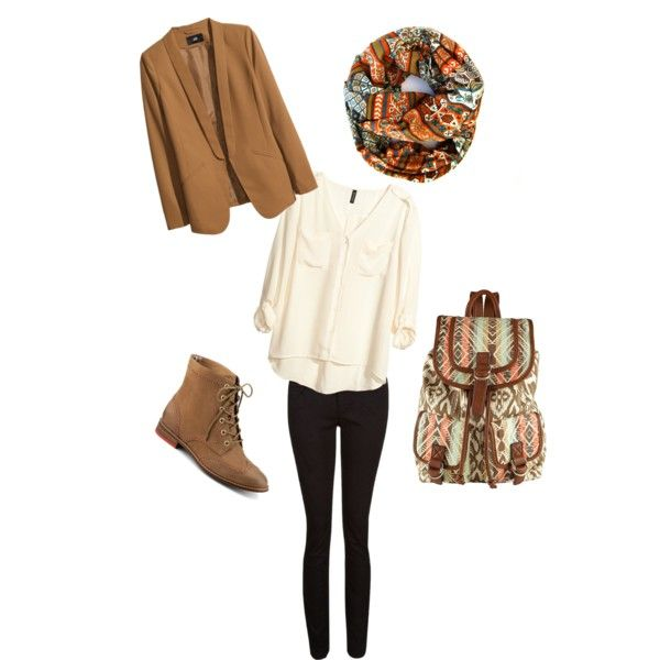 Cute school outfit #6