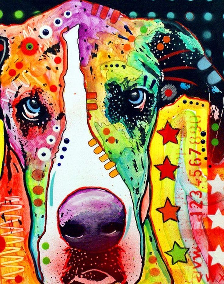pop-art-pinturas-modernas-perros