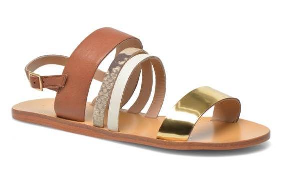 Strand chique sandalen