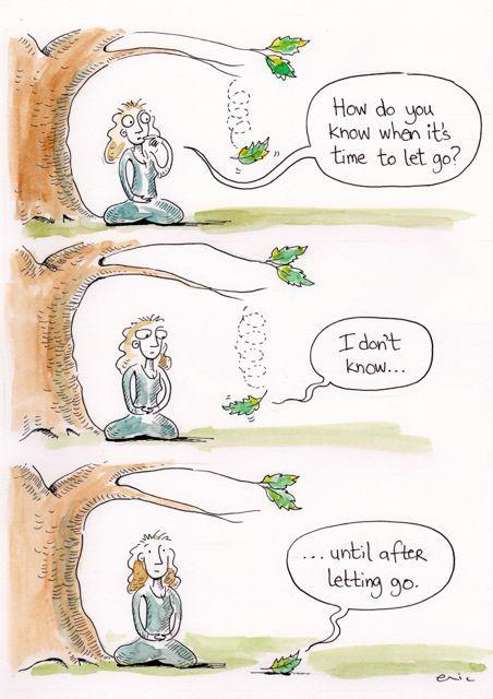 The Loving Art of Letting Go.  @elephantjournal http://www.elephantjournal.com/?p=1093146