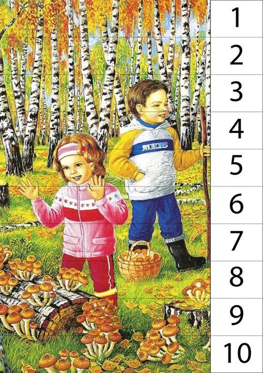 Математические пазлы от пользователя «id2039317» на Babyblog.ru