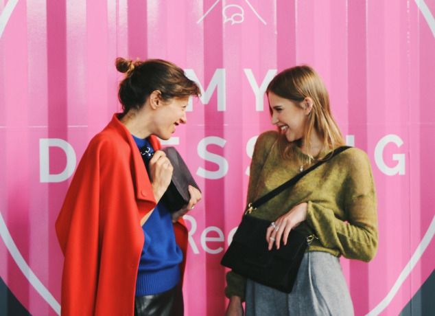 La Redoute My Dressing Zurich – with Katrin Roth