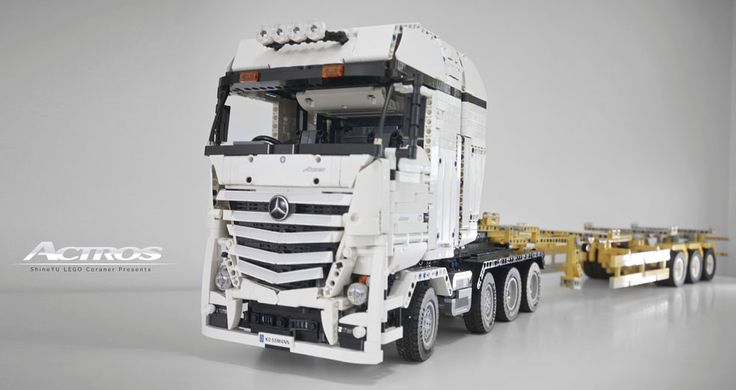181 best images about lego trucks on pinterest tow truck. Black Bedroom Furniture Sets. Home Design Ideas