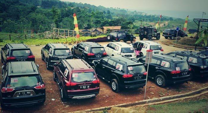 Pajero Indonesia One (PI1) #BosMobil #Pajero