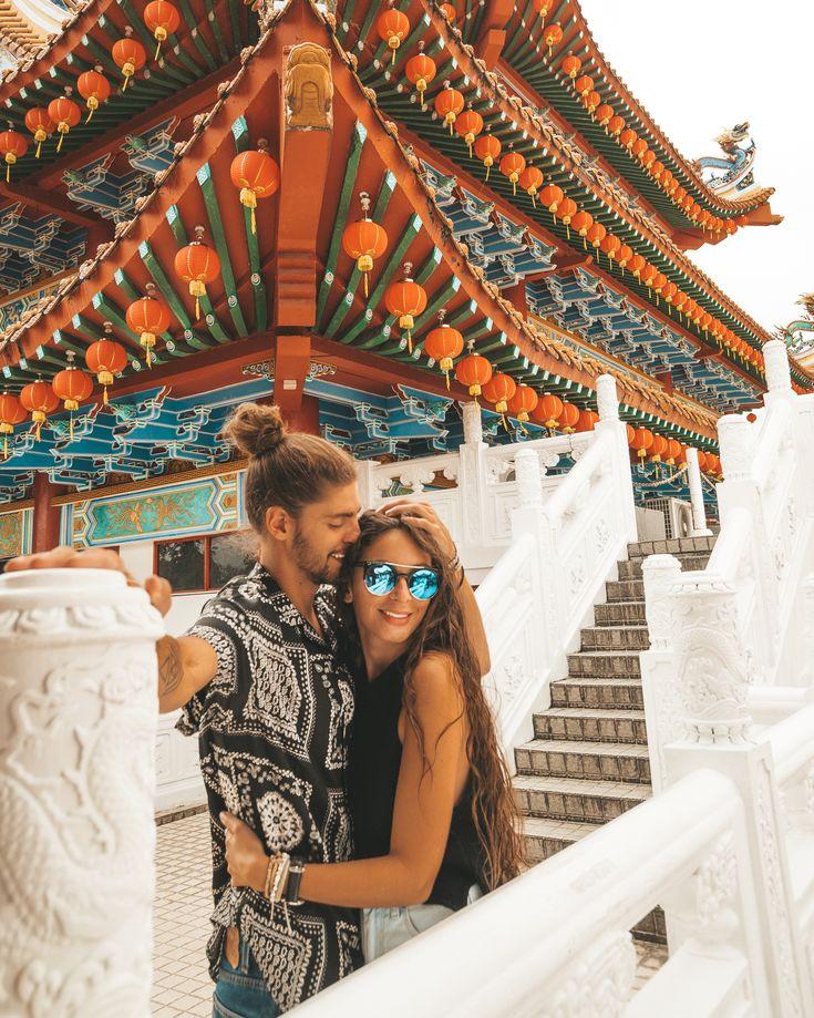 #onewayticketrip #boyfriend #relationship #goals #cute #girlfriend #happy #couples #kiss #beautiful #love #parejas #relationshipgoals #dream #dreamlife #couple #couplegoals #gratitude #travel #travelblogger #travelcouple #thailand #travelblog #traveltips #malaysia #kualalumpur #bali #theanhoutemple