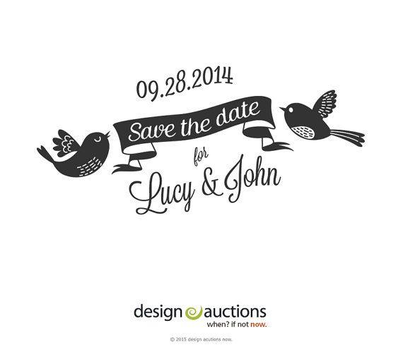 DIY Premade Wedding Monogram Logo By Designauctionsnow