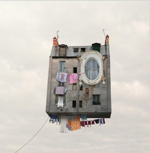 Flying housePhotos, Inspiration, Dreams, Art, Laurent Chehere, Fly House, Laurent Chéhère, Photographers Laurent, Photography
