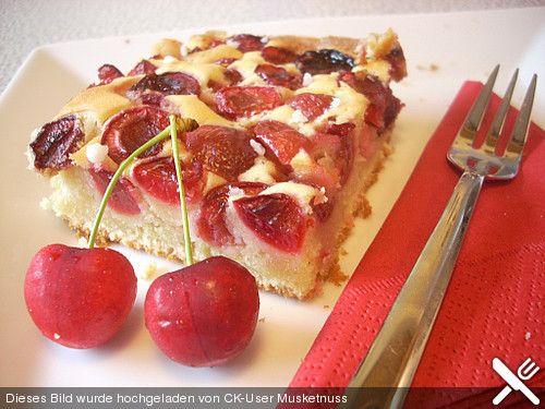 Kirsch - Schmand - Kuchen, ein tolles Rezept aus der Kategorie Kuchen. Bewertungen: 75. Durchschnitt: Ø 4,3.