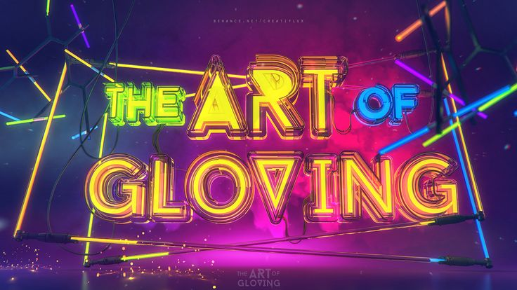 The Art Of Gloving on Behance