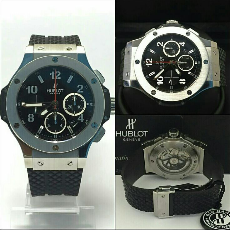 hublot watch new for sale with box and all inclusive 1600 u.s
