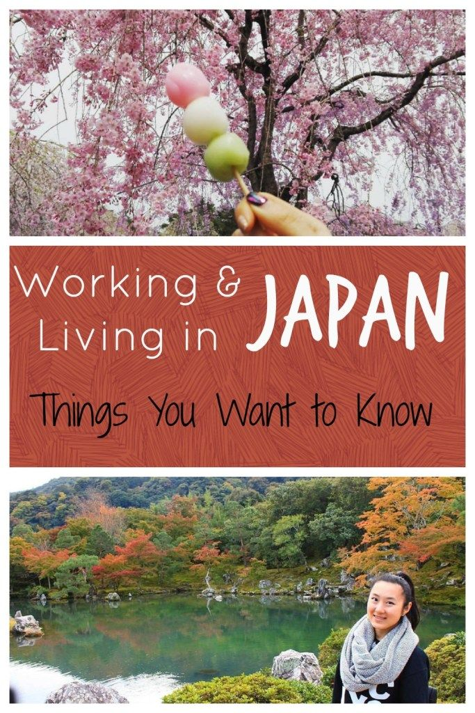 Work and live in Japan. Some questions answered!