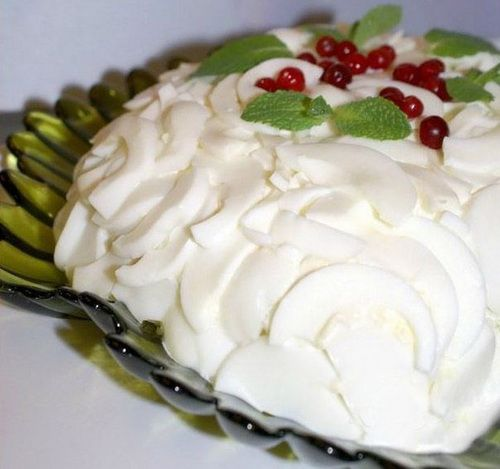 Salad for the New year «Bangladesh»
