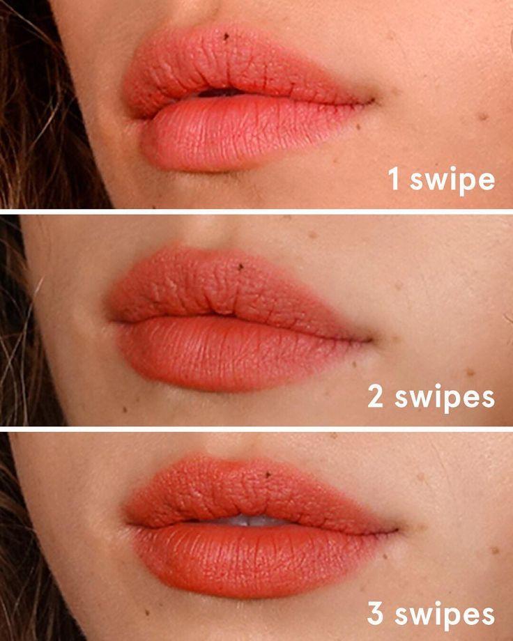 Glossier On Instagram Generation G Sheer Matte Lipstick Is