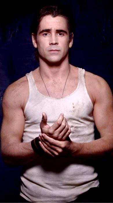 #Colin Farrell in A Hora do Espanto como o temido vampiro Jerry