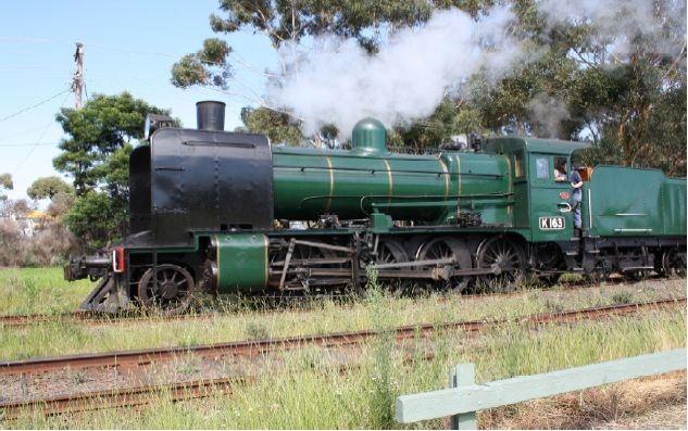 Mornington Railway Preservation Society