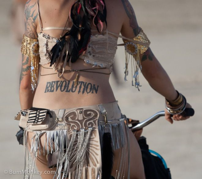 Burning Man 2010 - Photos by Phil Steele