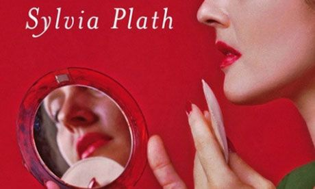 The new cover for The Bell Jar.