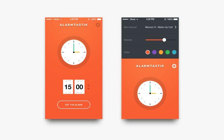 Alarmtastik by Deividas Graužinis for Studio4 | Creative