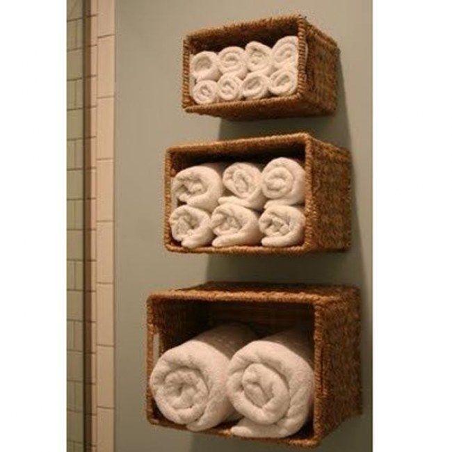 Salle de bains 20 id es d co pour la salle de bains et for Idee deco sdb