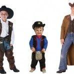 Disfraz de vaquero para niño: Fotos de varios modelos