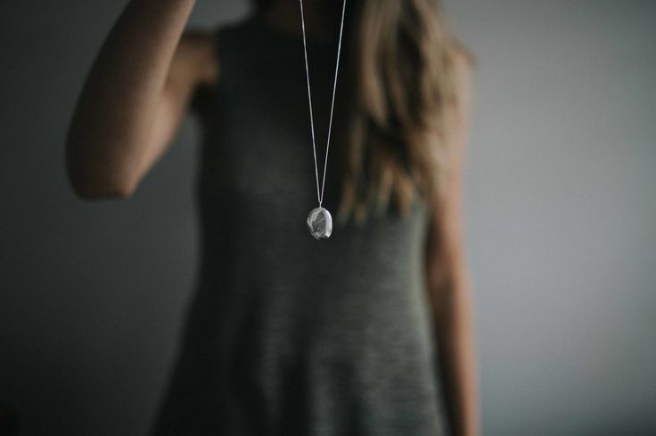 Pebble Necklace - Kargow.com - Find the world's most creative sellers.