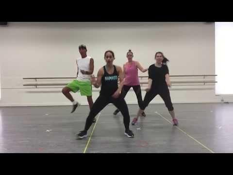 Youtube Zumba Workout Choreography Dance