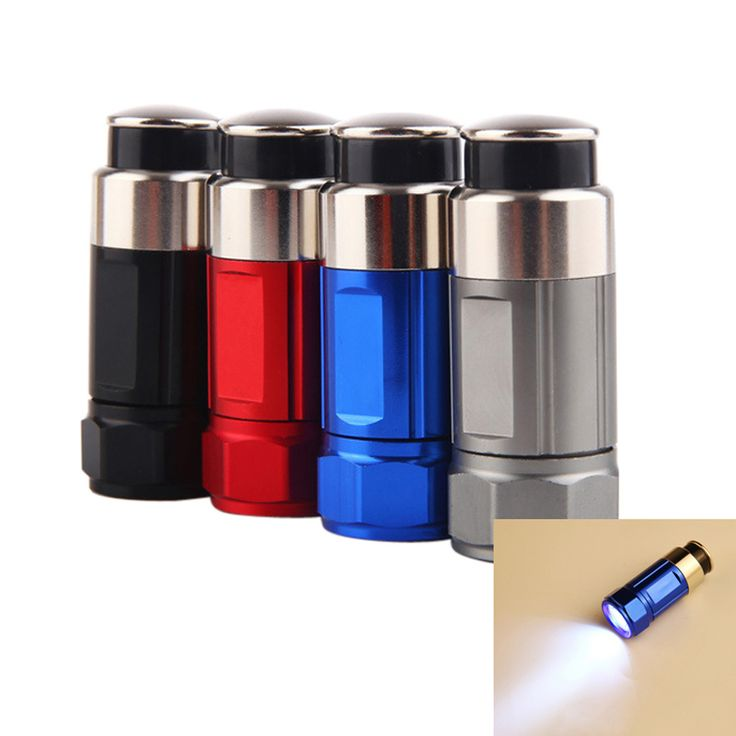 Outdoor Camping Bright Flashlights Rechargeable Torch Car Cigarette Lighter Socket LED Flashlight Brand Camping Tools  HS