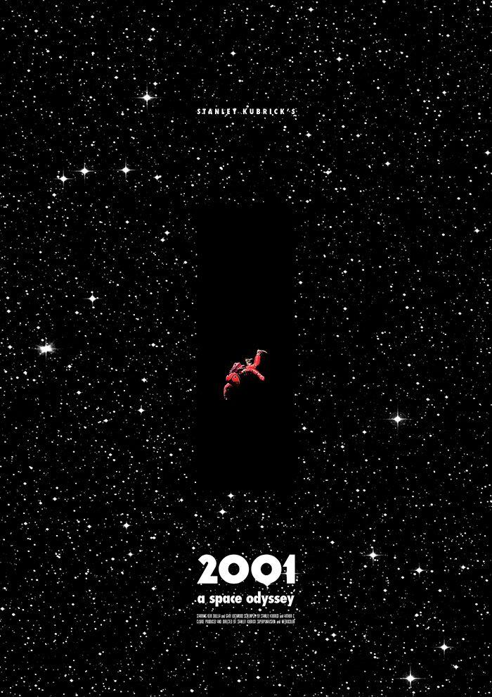 2001: A Space Odyssey by Juarez Tanure