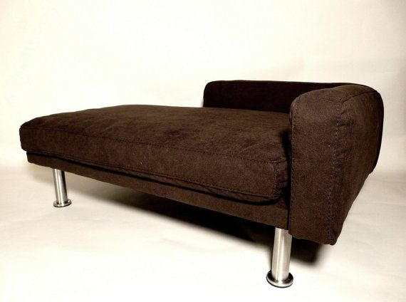 17 best images about dog beds on pinterest chaise lounge for Cat chaise longue