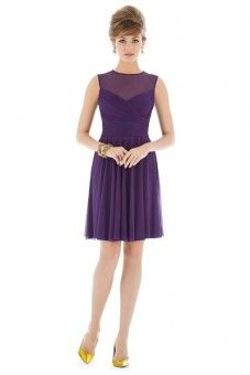 Alfred Sung D676 bridesmaid dress $136