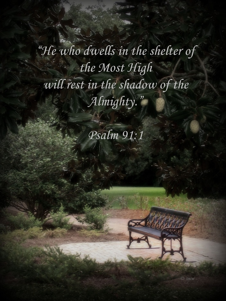 Psalms 91 2 kjv