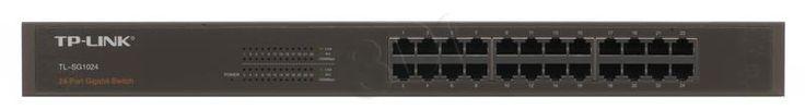 TP-LINK [TL-SG1024V.9] PRZEŁĄCZNIK, 24 PORTY 10 / 100 / 1000MB / S