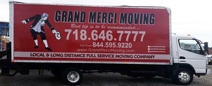 Moving Company NYC: http://www.grandmercimoving.com