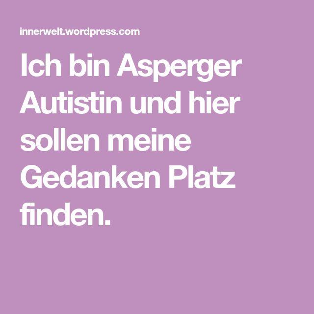 15 besten Autismus Bilder auf Pinterest   Asperger autismus ...
