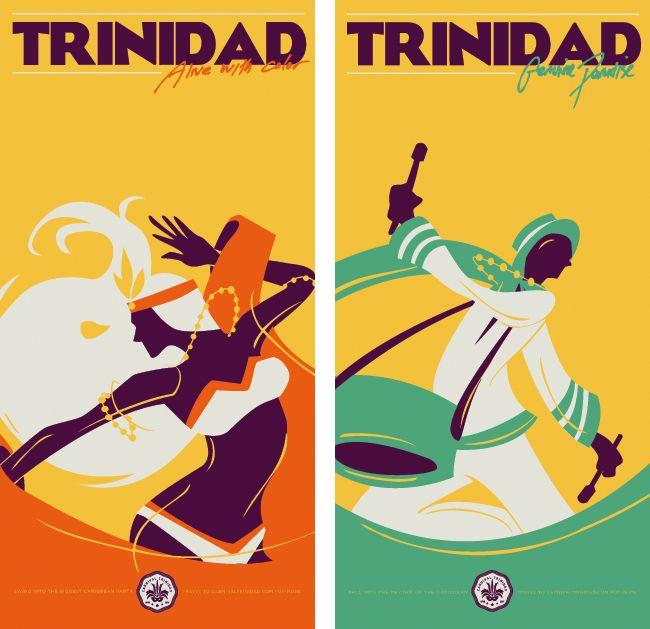 Sister isle Trinidad