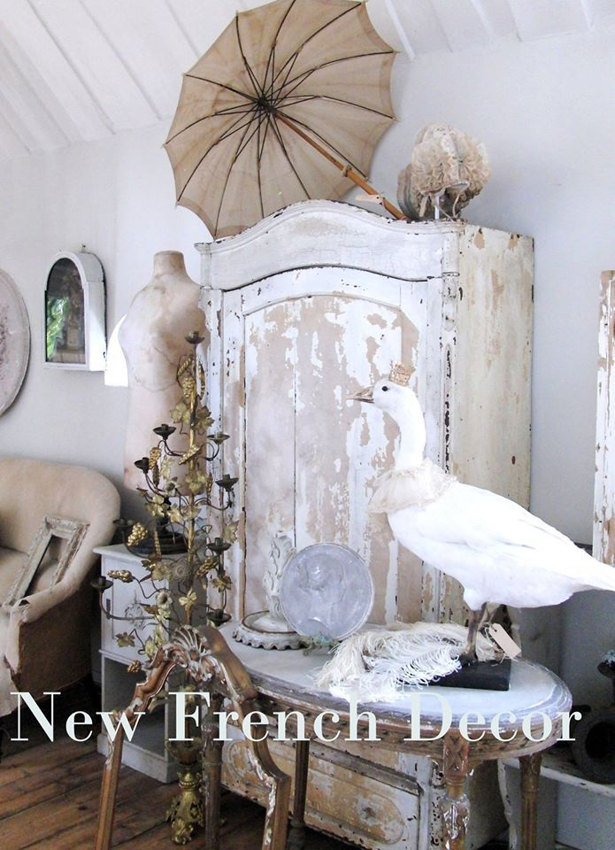 Vintage French Soul  ~     Cottage Charm