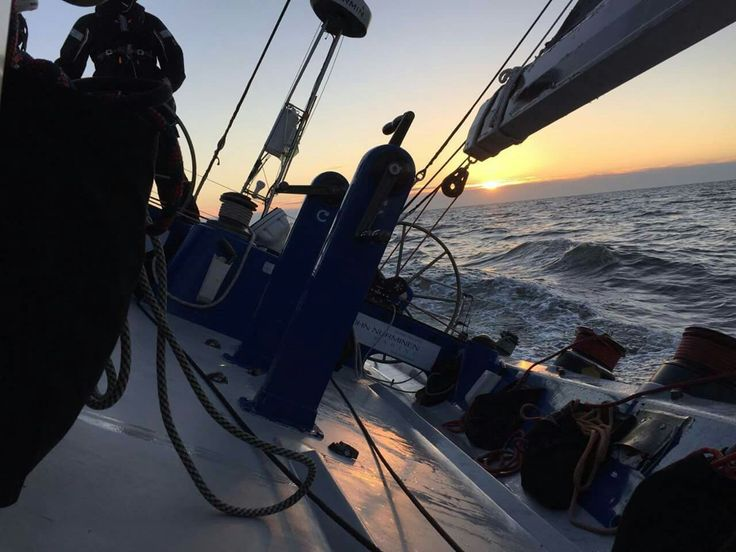 South from Gotland. ÅF offshore Race 2016. see more http://oceanrace60.fi  #oceanrace #tokioII #purjehdus #sailing