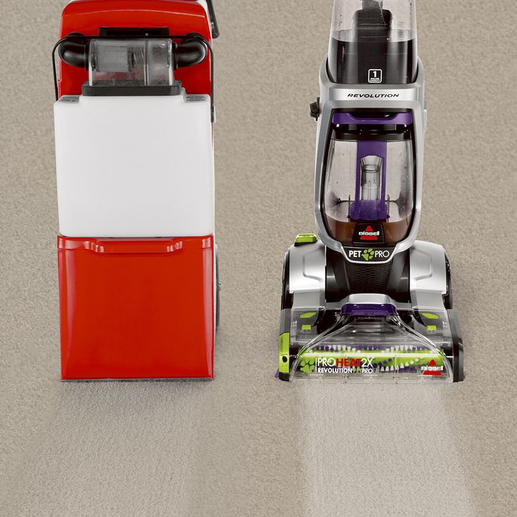 Bissell proheat 2x revolution pet pro carpet cleaner in