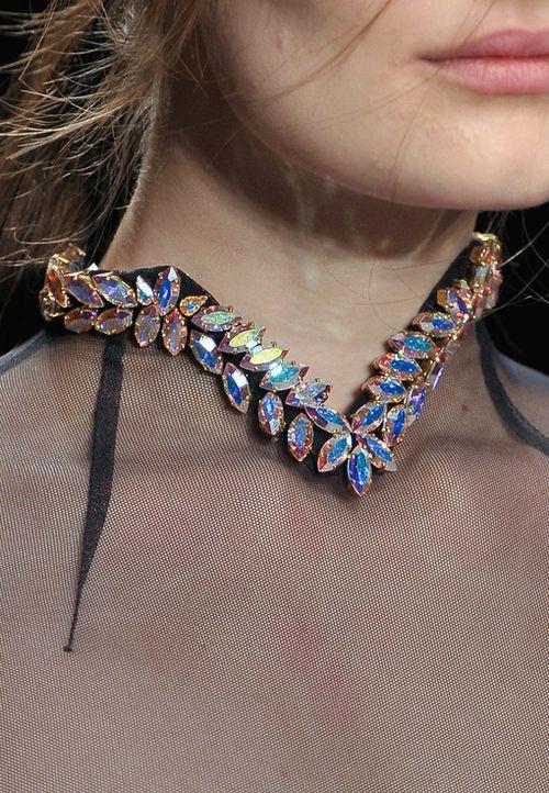 structured jewels / #MIZUstyle