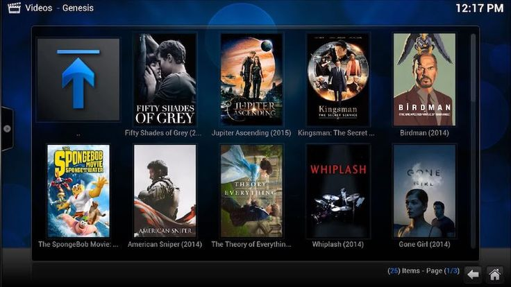 The Best Movie Add-Ons for Kodi 2015