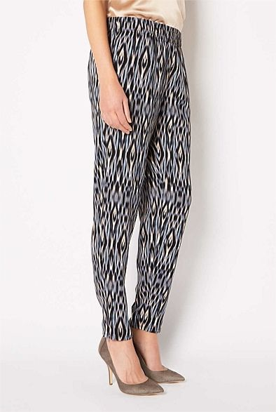 Witchery Winter Printed Pant