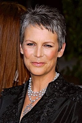 Jamie Lee Curtis my favorite actress ever! She always reminds me of my precious Nana :)